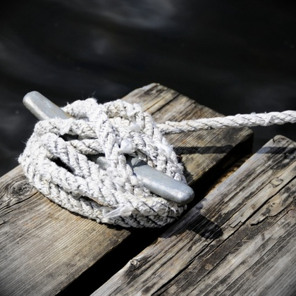 Boat on a Rope