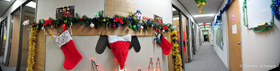 Christmas Stockings...at Work