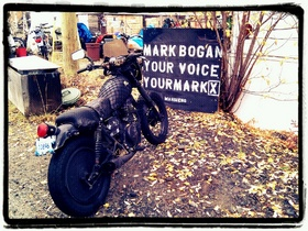 Vote Mark Bogan